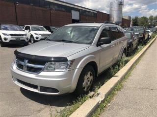 Used 2010 Dodge Journey SE, KEYLESS ENTRY, CHILL ZONE, LOCAL ONTARIO for sale in Toronto, ON