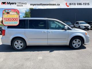 Used 2012 Dodge Grand Caravan Crew Plus  - $88 B/W for sale in Ottawa, ON