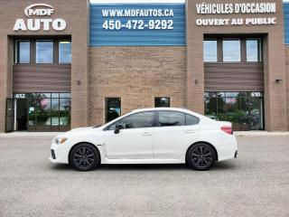 Used 2015 Subaru WRX VENDU for sale in St-Eustache, QC