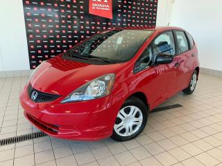 Used 2011 Honda Fit DX Financement disponible for sale in Terrebonne, QC