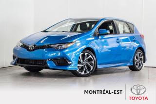 Used 2017 Toyota Corolla iM MANUELLE,MAGS for sale in Montréal, QC
