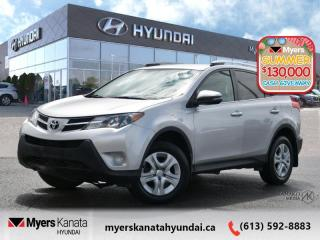 Used 2014 Toyota RAV4 LE  - $117 B/W for sale in Kanata, ON