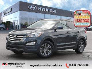 Used 2016 Hyundai Santa Fe Sport 2.4 Premium  - $104 B/W for sale in Kanata, ON