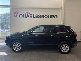 Used 2015 Jeep Cherokee North - 4x4 for sale in Québec, QC