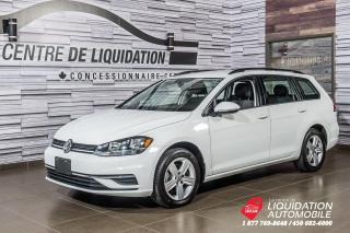 Used 2018 Volkswagen Golf Sportwagen TRENDLINE+AWD+MAGS TRENDLINE+AWD+MAGS for sale in Laval, QC