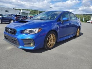 Used 2018 Subaru WRX Sport CVT, AWD, MAG RALLYE for sale in Vallée-Jonction, QC