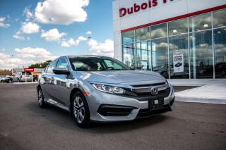 Used 2017 Honda Civic LX for sale in Woodstock, ON