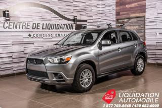 Used 2011 Mitsubishi RVR SE+MAGS+GR ELECTRIQUE+AIR CLIM for sale in Laval, QC