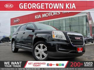 Used 2017 GMC Terrain AWD | CLEAN CARFAX | BU CAM | BLU TOOTH | PWR SEAT for sale in Georgetown, ON