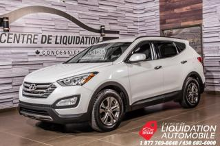 Used 2015 Hyundai Santa Fe Sport PREMIUM AWD+BLUETOOTH+AIR CLIM AUTO for sale in Laval, QC