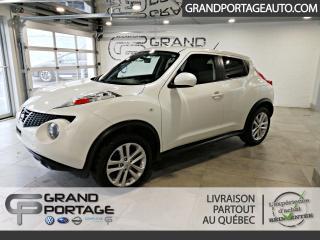 Used 2014 Nissan Juke CVT familiale 5 portes AWD SV **Bas kilo for sale in Rivière-Du-Loup, QC