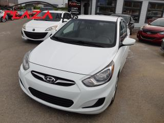 Used 2014 Hyundai Accent 4dr Sdn Auto GL for sale in Beauport, QC