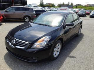 Used 2009 Nissan Altima 4dr Sdn  AUTOMATIQUE 2.5 S for sale in Beauport, QC