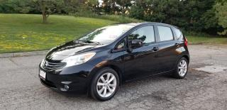 Used 2014 Nissan Versa Note **CAMERA / NAV / BLUETOOTH / HEATED SEATS*** for sale in Burlington, ON
