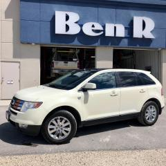 Used 2008 Ford Edge Limited for sale in Steinbach, MB