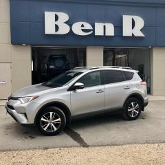 Used 2018 Toyota RAV4 LE for sale in Steinbach, MB