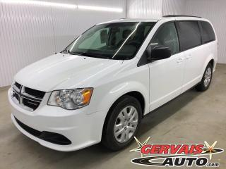 Used 2018 Dodge Grand Caravan SXT A/C STOW & GO 7 PASSAGERS for sale in Trois-Rivières, QC