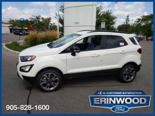 New 2020 Ford EcoSport SES for sale in Mississauga, ON
