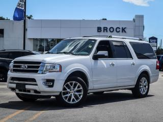 Used 2015 Ford Expedition Max Limited for sale in Niagara Falls, ON