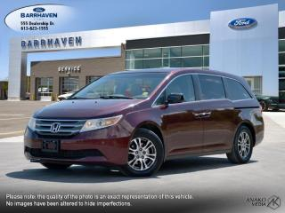 Used 2012 Honda Odyssey EX-L for sale in Ottawa, ON