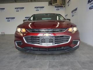 Used 2016 Chevrolet Malibu TOUCHSCREEN | REAR CAM | ALLOYS | ONLY 48 KM! for sale in Brantford, ON