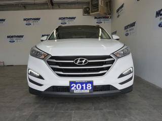 Used 2018 Hyundai Tucson SE | AWD | LEATHER | ROOF | 1 OWNER |NEW CAR TRADE for sale in Brantford, ON