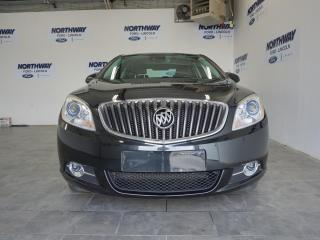 Used 2014 Buick Verano PREMIUM | LEATHER | SUNROOF | NAV | ONLY 17 KM! for sale in Brantford, ON