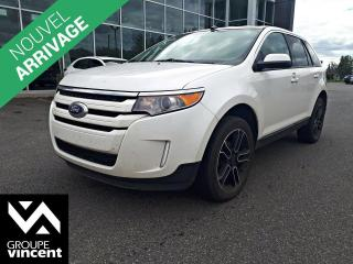 Used 2013 Ford Edge SEL AWD ** GARANTIE 10 ANS ** Une familiale sécuritaire! for sale in Shawinigan, QC