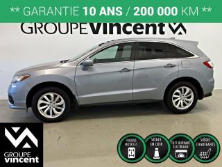 Used 2016 Acura RDX V6 AWD CUIR TOIT ** GARANTIE 10 ANS ** Luxe, Classe, et performance, faites vites! for sale in Shawinigan, QC