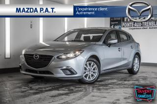 Used 2016 Mazda MAZDA3 CAMÉRA DE RECUL,BLUETOOTH,SIÈGES CHAUFFANTS for sale in Montréal, QC