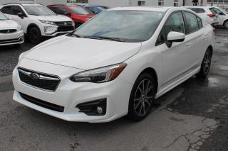 Used 2017 Subaru Impreza jamais accidenté for sale in Boucherville, QC