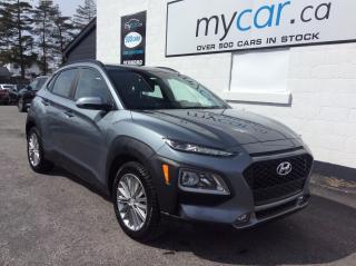 Used 2020 Hyundai KONA 2.0L Preferred HEATED SEATS/WHEEL, ALLOYS, MYCAR POWERBUY!! for sale in North Bay, ON