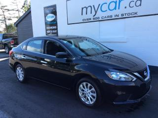 Used 2019 Nissan Sentra 1.8 SV SUNROOF, HEATED SEATS, BACKUP CAM, ALLOYS!! for sale in North Bay, ON