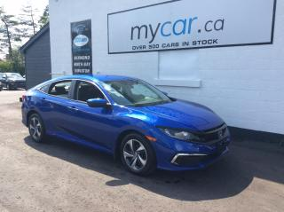 Used 2019 Honda Civic LX HEATED SEATS, BACKUP CAM, MYCAR POWERBUY!! for sale in North Bay, ON
