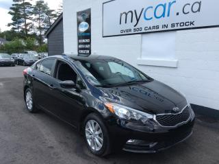 Used 2016 Kia Forte 1.8L LX+ HEATED SEATS, BLUETOOTH,  ALLOYS!! for sale in North Bay, ON