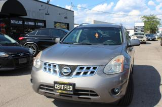 Used 2011 Nissan Rogue SV,Navi,Camera,AWD,sunroof,No accident,One owner for sale in Oakville, ON