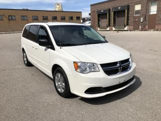 Used 2013 Dodge Grand Caravan SE   STOW AND GO   BACK UP CAMERA   GREAT CONDITION for sale in Toronto, ON