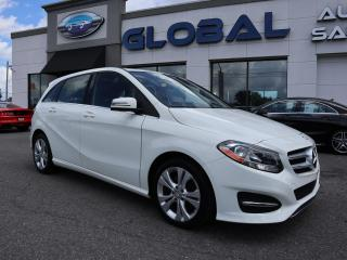 Used 2016 Mercedes-Benz B-Class 4MATIC B 250 Sports Tourer for sale in Ottawa, ON