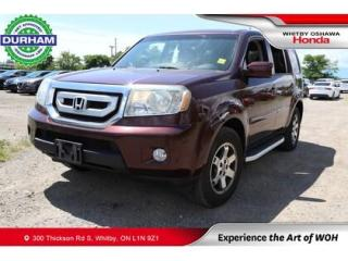 Used 2011 Honda Pilot 4WD 4dr Touring for sale in Whitby, ON