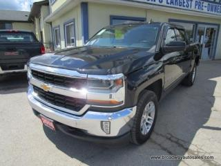 Used 2016 Chevrolet Silverado 1500 WORK READY LT EDITION 6 PASSENGER 5.3L - V8.. 4X4.. CREW-CAB.. SHORTY.. TRAILER BRAKE.. BACK-UP CAMERA.. BLUETOOTH SYSTEM.. KEYLESS ENTRY.. for sale in Bradford, ON