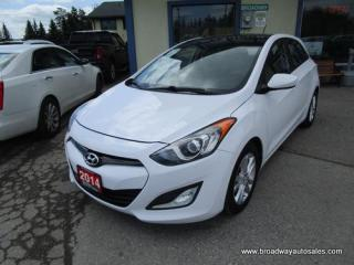 Used 2014 Hyundai Elantra GT FUEL EFFICIENT GT-HATCH MODEL 5 PASSENGER 2.0L - DOHC.. ACTIVE-ECO-PACKAGE.. HEATED SEATS.. BLUETOOTH SYSTEM.. PANORAMIC SUNROOF.. for sale in Bradford, ON