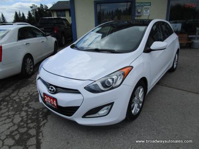 2014 Hyundai Elantra GT FUEL EFFICIENT GT-HATCH MODEL 5 PASSENGER 2.0L - DOHC.. ACTIVE-ECO-PACKAGE.. HEATED SEATS.. BLUETOOTH SYSTEM.. PANORAMIC SUNROOF..