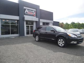 Used 2012 Subaru Outback H6 3.6R AWD Limited VENDU MERCI, SOLD !!! for sale in Sherbrooke, QC