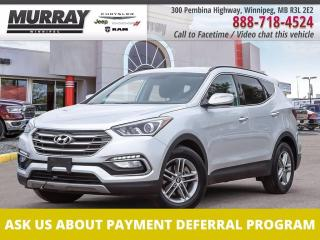 Used 2018 Hyundai Santa Fe Sport 2.4L Premium AWD for sale in Winnipeg, MB