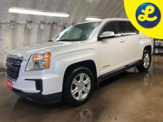 Used 2016 GMC Terrain SLE AWD * On Star * Power drivers seat * Automatic headlights * Phone connect * Hands free steering wheel controls * Cruise control * Traction control for sale in Cambridge, ON