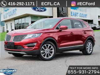 Used 2017 Lincoln MKC for sale in Scarborough, ON