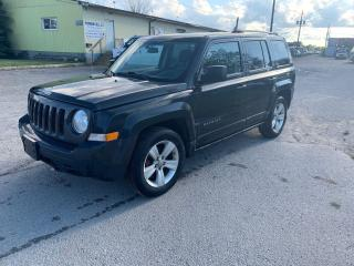Used 2011 Jeep Patriot north for sale in Ajax, ON