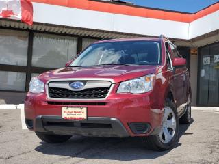 Used 2016 Subaru Forester 2.5i Back Up Camera | Heated Seats | Bluetooth for sale in Waterloo, ON