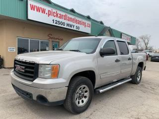 Used 2009 GMC Sierra 1500 SLE AS-IS | RUNS & DRIVES for sale in Bolton, ON