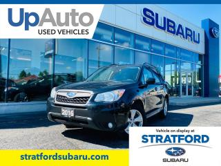 Used 2016 Subaru Forester Convenience| All Wheel Drive | Accident Free for sale in Stratford, ON